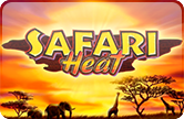 Автомат Safari Heat от клуба Вулкан