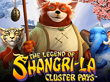 Играть в автомат The Legend of Shangri-La