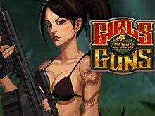 Girls With Guns - Jungle Heat – онлайн-автомат на сайте казино
